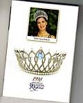 La corona di Miss Italia del 1998